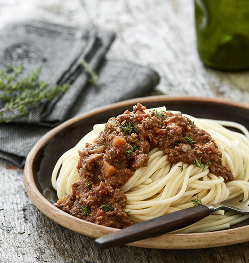 Plant bolognese - Organic Plant Protein