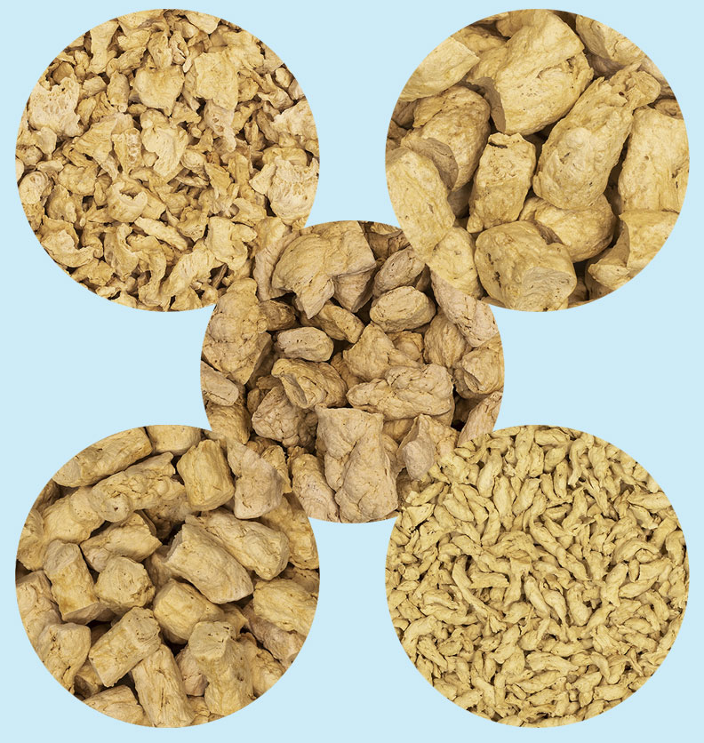 TVP products Organic Plant Protein