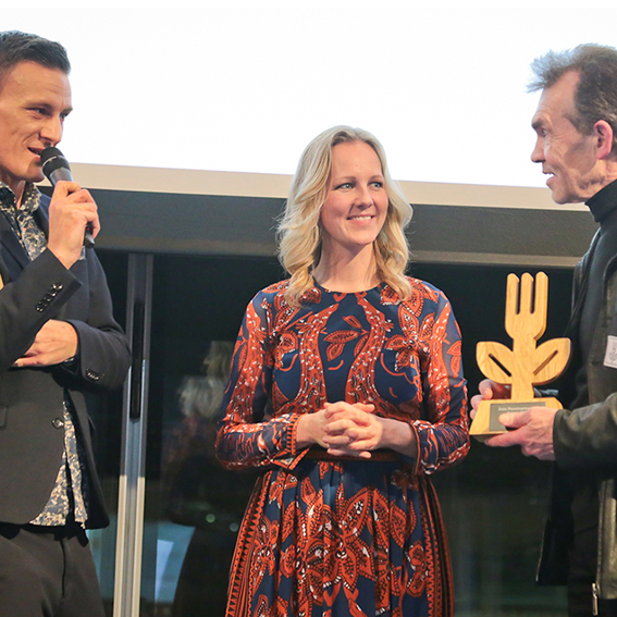 Award to Organic Plant Protein