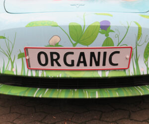 Plant Mate electric car